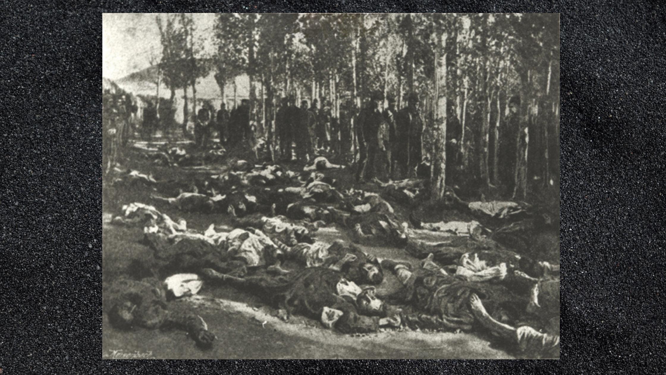 The Hamidian Massacres